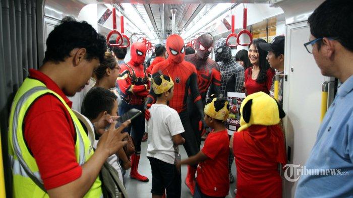 Menhub Targetkan LRT Jabodebek Beroperasi Penuh November 2021