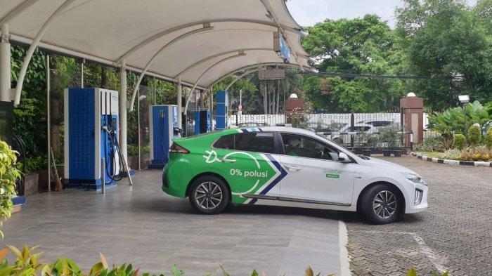 Dukung Ekosistem Kendaraan Listrik, Shell Akan Siapkan SPKLU di Wilayah Jakarta