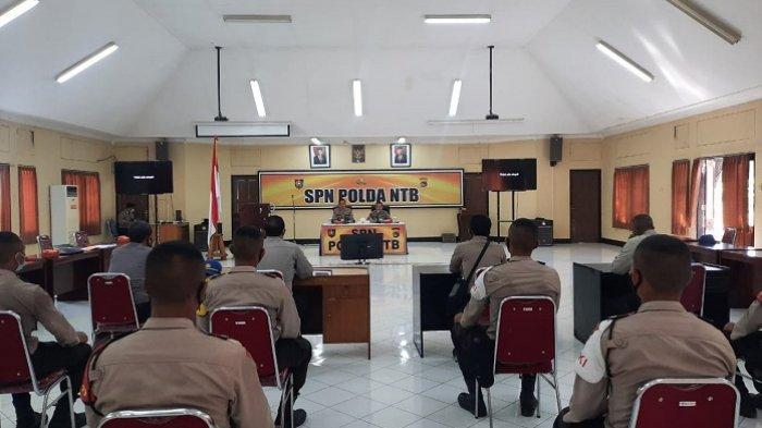 SPN Polda NTB Siap Terima Peserta Didik Bintara Baru