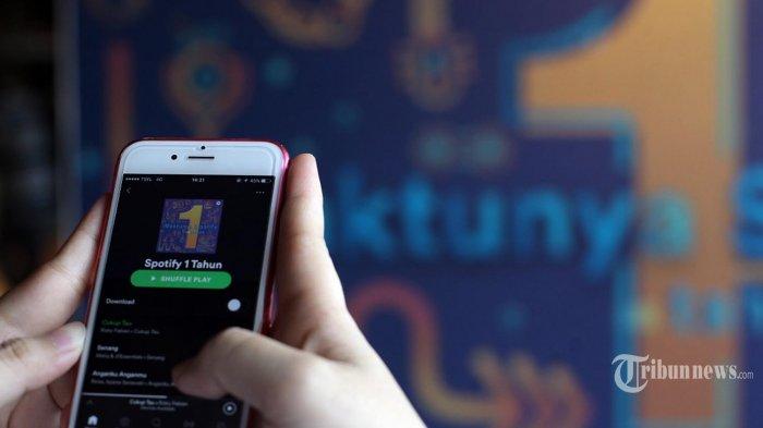 Spotify Lite Bisa Atur Penggunaan Kuota Data Per Bulan Tribunnews Com Mobile