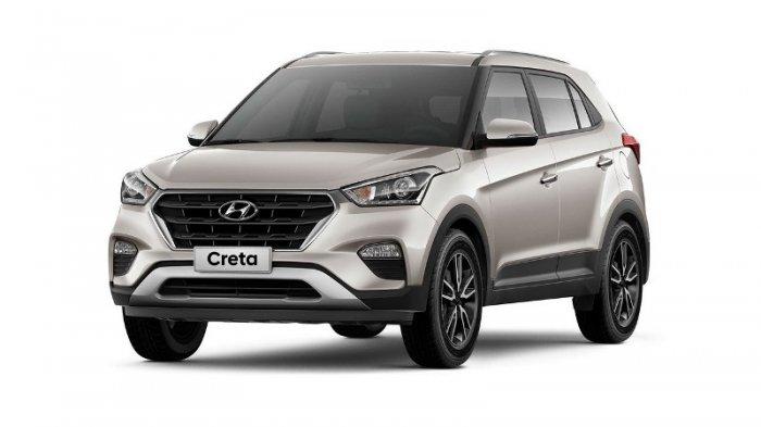 Hyundai Creta Facelift Kabarnya Diluncurkan Pada Mei Ini