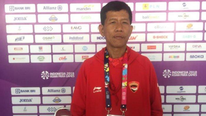 Pelatih Sri Martono Optimistis Cabor Catur Bisa Tambah Emas Lagi di Nomor Rapid