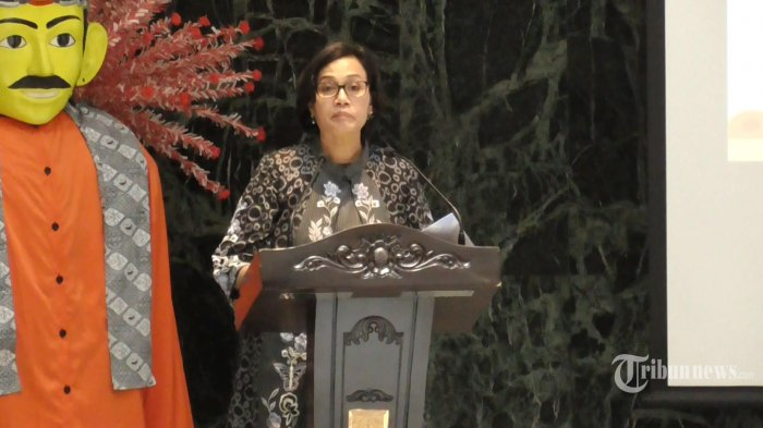 Syarat Menteri Sri Mulyani Hadiahi Menteri PUPR Kue Coklat