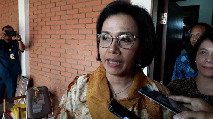 Sri Mulyani Kenang Masa Terakhir Jadi Menteri Kabinet Kerja Jokowi