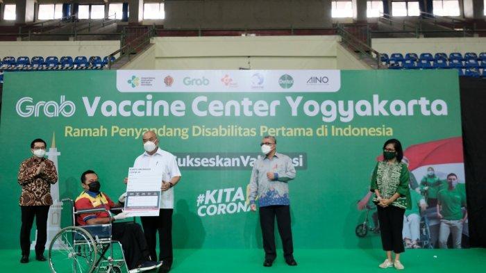 Wow! Grab Telah Bantu Distribusi Vaksin di 53 Kota & Kabupaten Se-Indonesia