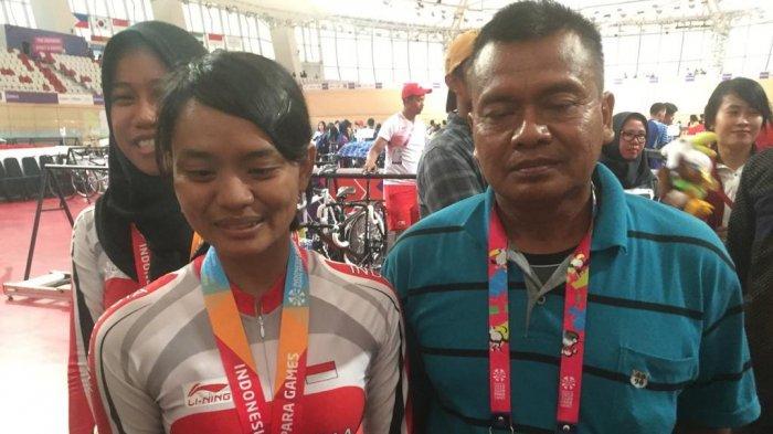 Dapat Perak, Para Cycling Sri Sugiyanti: Aku Gugup, Takut Jatuh