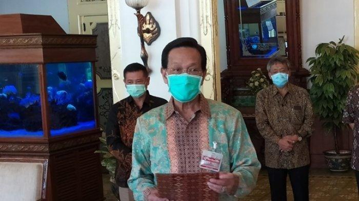 Sri Sultan HB X Putuskan Jogja Tak Jadi Lockdown, Sebut Tak Kuat Biayai Semua Rakyat DIY
