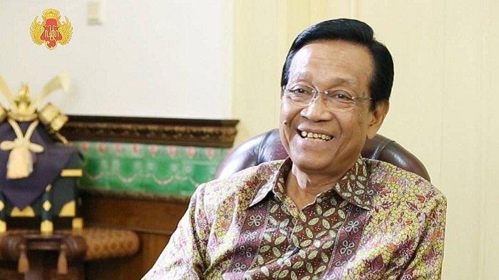 Rombongan Sri Sultan Hamengkubuwono X Mengalah dan Menepi Saat Bertemu Konvoi Kampanye Bermotor