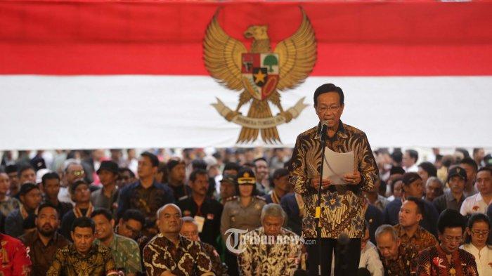 Pesan Sri Sultan: Jangan Sampai Warga Yogyakarta Terlibat Terorisme