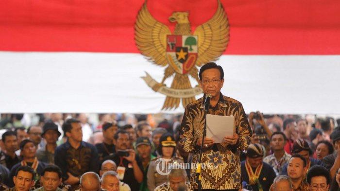 Sri Sultan Hamengku Buwono X Tanggapi Dugaan Korupsi Pembangunan Stadion Mandala Krida oleh KPK