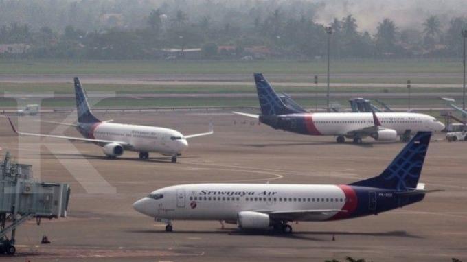 Sandiaga Uno Ajak Semua Pihak Doakan Penumpang dan Kru Pesawat Sriwijaya Air SJ-182