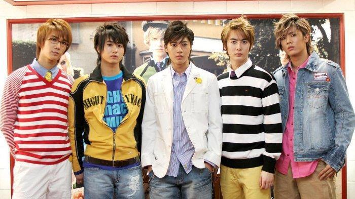 SS501 boy band