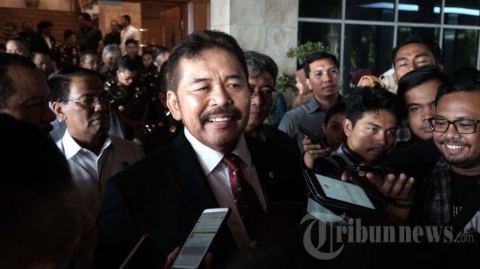 Soal Isu Jabatan Titipan Politik karena Adik Politisi PDIP, Jaksa Agung ST Burhanuddin Beri Jawaban