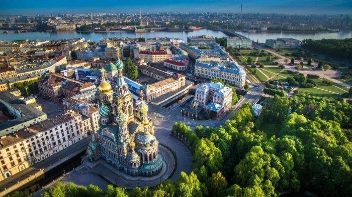 Selain Rusia, Inilah 5 Negara Pemesan Akomodasi Terbanyak di St. Petersburg Selama Piala Dunia 2018