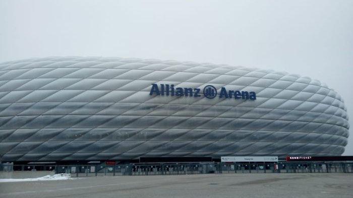 JERMAN vs HUNGARIA; UEFA Tidak Merestui Lampu Warna Pelangi Dinyalakan di Stadion Allianz Arena