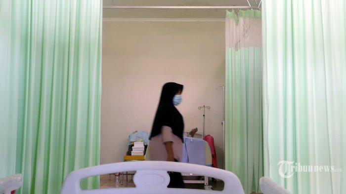 Keterisian Tempat Tidur Pasien Covid-19 di Rumah Sakit Melebihi 50 Persen, Terpenuh di Jawa Barat