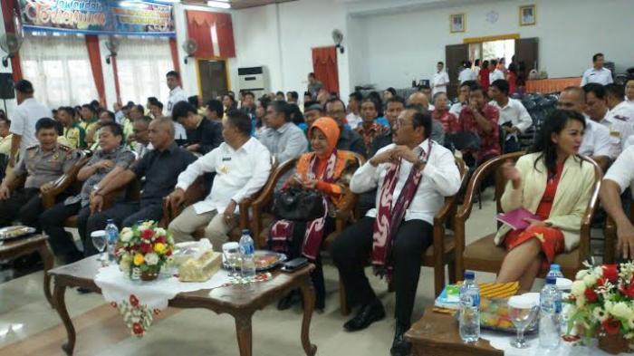 Staf Ahli Menteri Bidang Politik Kemenpora Ingatkan Mandat Nawacita untuk para Pemuda