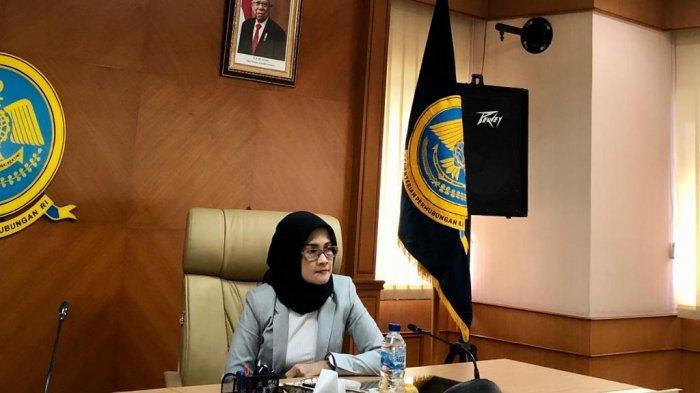 Staf Khusus Kemenhub Bidang Komunikasi, Adita Irawati.