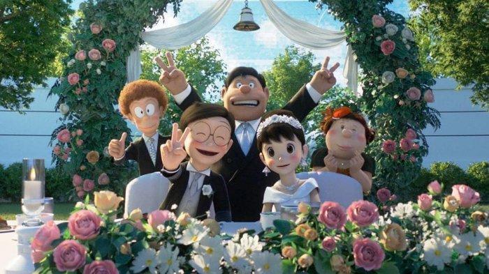 Trailer Stand By Me Doraemon 2 Yang Tayang Mulai 19 Februari 2021 Di Cgv Dan Cinema Xxi Tribunnews Com Mobile