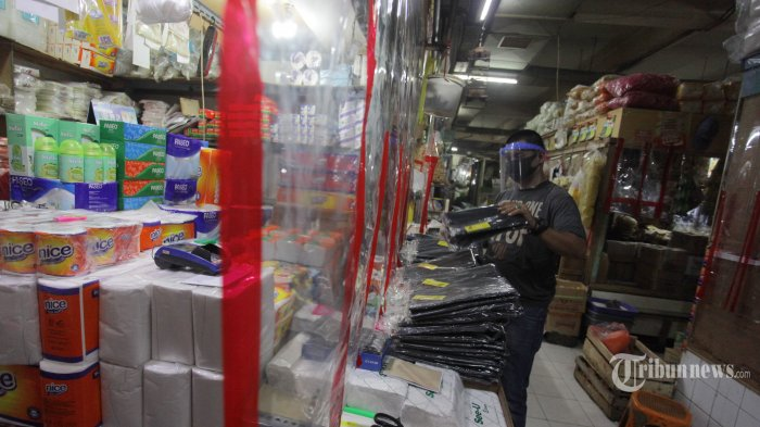 Covid-19 Hampiri 147 Pasar di Indonesia, 768 Pedagang Tercatat Positif Corona