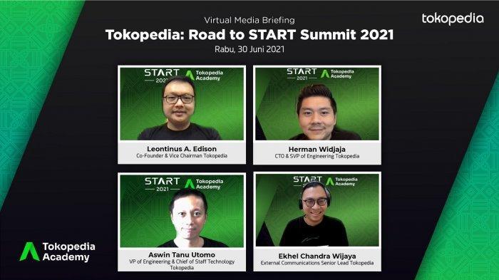 Lusa, Tokopedia Kembali Gelar START Summit 2021, Siap Lahirkan Talenta Digital Baru