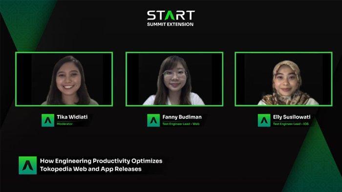 START Summit Extension Mei: Di Balik Proses Pembaharuan Website dan Aplikasi Tokopedia