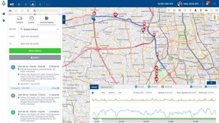 Aplikasi GPS Tracker Buatan Anak Bangsa Ini Bisa Mempersonalisasi Fitur Sesuai Kebutuhan Pengguna