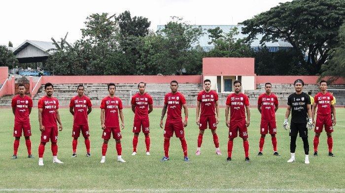 Starting eleven Persis Solo jelang dimulainya Liga 2 2021