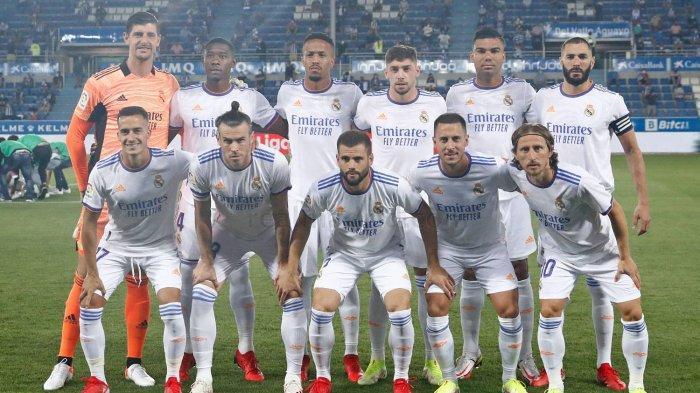 Live Streaming beIN Sports 1, <a href='https://manado.tribunnews.com/tag/levante' title='Levante'>Levante</a> vs <a href='https://manado.tribunnews.com/tag/real-madrid' title='RealMadrid'>RealMadrid</a> di <a href='https://manado.tribunnews.com/tag/liga-spanyol' title='LigaSpanyol'>LigaSpanyol</a>, Mulai Pukul 03.00 WIB
