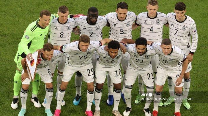 Live Streaming Jerman vs Hungaria Euro 2021 Tayang di Mola TV, Malam Ini