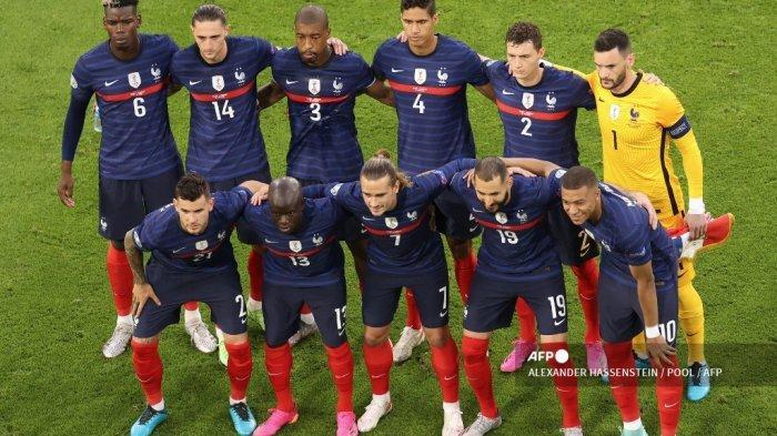 Jadwal EURO 2020 Nanti Malam, Kroasia Vs Spanyol, Prancis vs Swiss, Les Bleus Jangan Sembrono