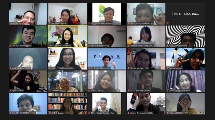 Skystar Ventures UMN Mendorong Mahasiswa dan Alumni Tetap Produktif di Masa Pandemi
