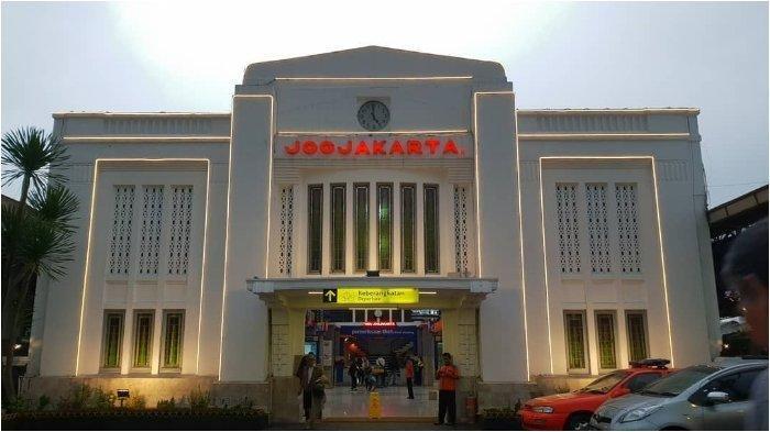 Deretan Hotel Murah Dekat Stasiun Tugu Yogyakarta Harga Mulai Rp 50 Ribuan Tribunnews Com Mobile