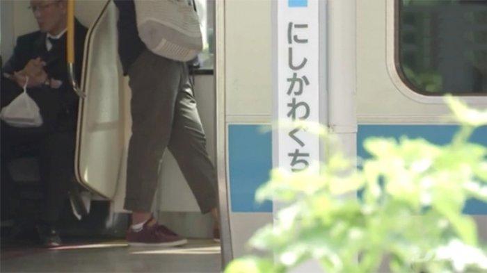 Mengaku Mabuk, Pengacara Jepang Meremas Payudara Wanita di Kereta Api