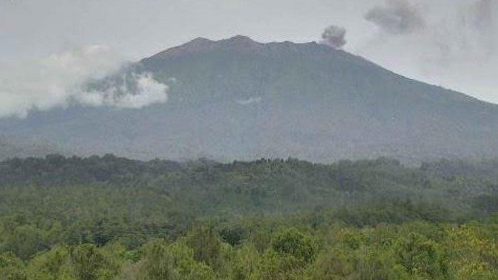 Gunung Raung Kembali Erupsi, Status Naik ke Level II atau Waspada