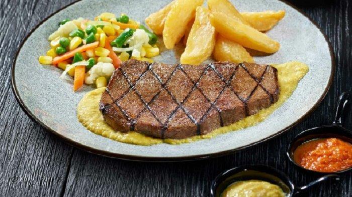 'Plant Based' Steak Jadi Tren, Restoran Ini Kini Punya Menu Vegan Loh