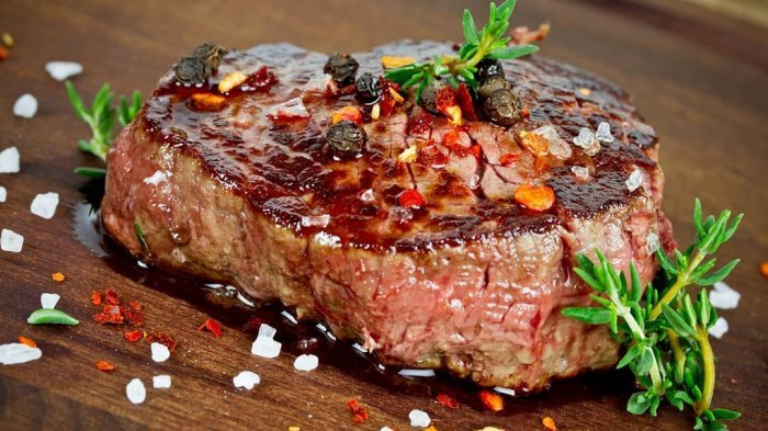 5 Resep Daging Sapi Hewan Kurban, Ada Steak Pakai Bahan Rumahan Bisa Empuk dengan Cara Ini