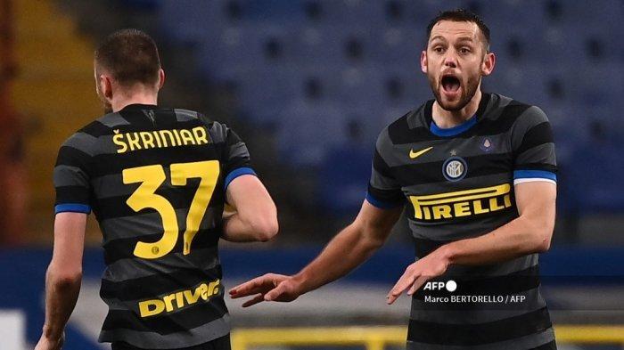 Siaran Langsung Liga Italia Malam Ini, Live Streaming RCTI+, AS Roma vs Inter Milan di Olimpico