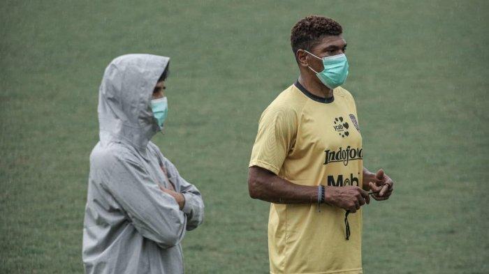 Bali United Optimistis Juara dengan Kehadiran Antonio Claudio Sebagai Asisten Teco