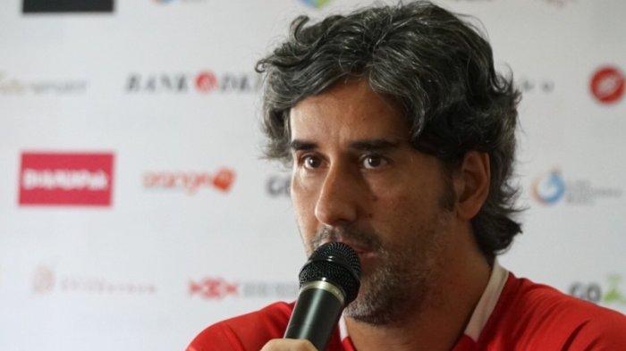 Stefano Cugurra bilang Penampilan Kiper Anyar Persija Jakarta Bagus