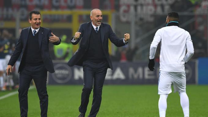 Sampdoria vs AC Milan Liga Italia, Live Streaming RCTI - Pioli Kenang Masa Lalu dengan Ranieri
