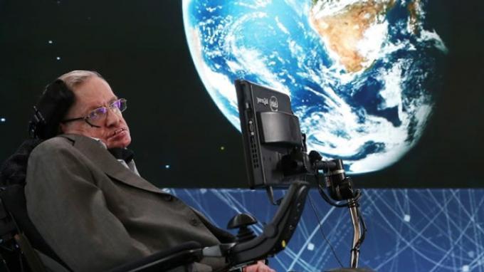 4 Ramalan Mengejutkan Stephen Hawking yang Bikin Bergidik: Wabah Mengerikan hingga Kontak Alien