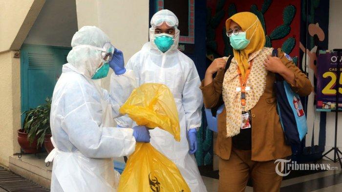 Di ILC, Firni Ceritakan Ketakutan Warga Depok akibat Virus Corona: Berita Hebohnya yang Bikin Takut