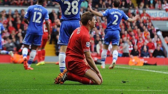 Eks Pelatih Liverpool Bisa Tangani Real Madrid atau Barcelona, Jika Steven Gerrard Tak Terpeleset