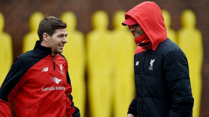 Persiapan Boxing Day, Steven Gerrard Ikut Latih Liverpool