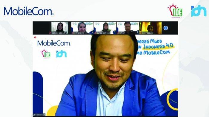 Siapkan SDM Masuki Era Industri Digital Melalui Event Generasi Muda Wujudkan Indonesia 4.0