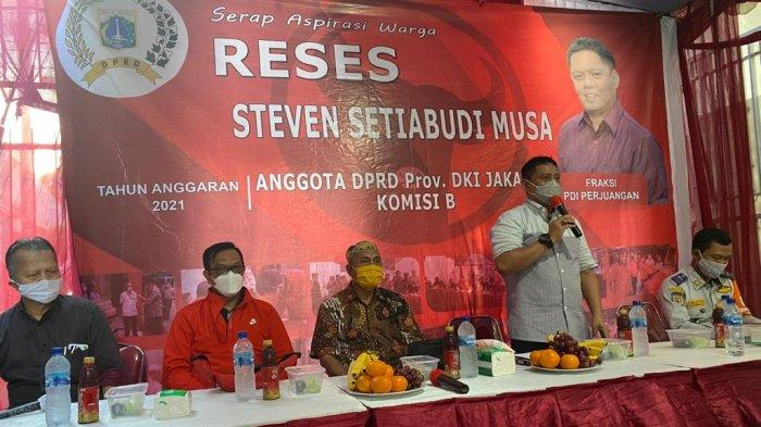 Kebijakan Pemprov DKI Jakarta di Masa Pandemi Covid-19 Akan Terus Dikawal Steven Setiabudi Musa