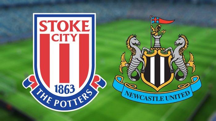 LIVE STREAMING Stoke City vs Newcastle United, Jadilah Saksi Serunya Laga Ini Pukul 22.00 WIB!