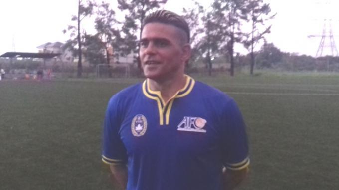 RESMI: Cristian Gonzales Gabung RANS Cilegon FC, EL Loco Incar Nomor Punggung Keramat
