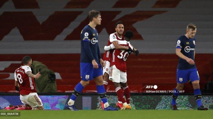 LINK Live Streaming Arsenal vs Chelsea Liga Inggris, Kick Off Pukul 00.30 WIB